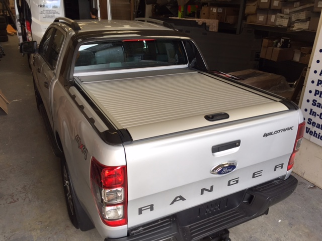 Ford Ranger Mountain Top Roll Cover Wildtrak Only